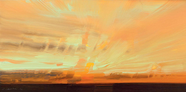 Deep Winter Color  by  Lisa Grossman