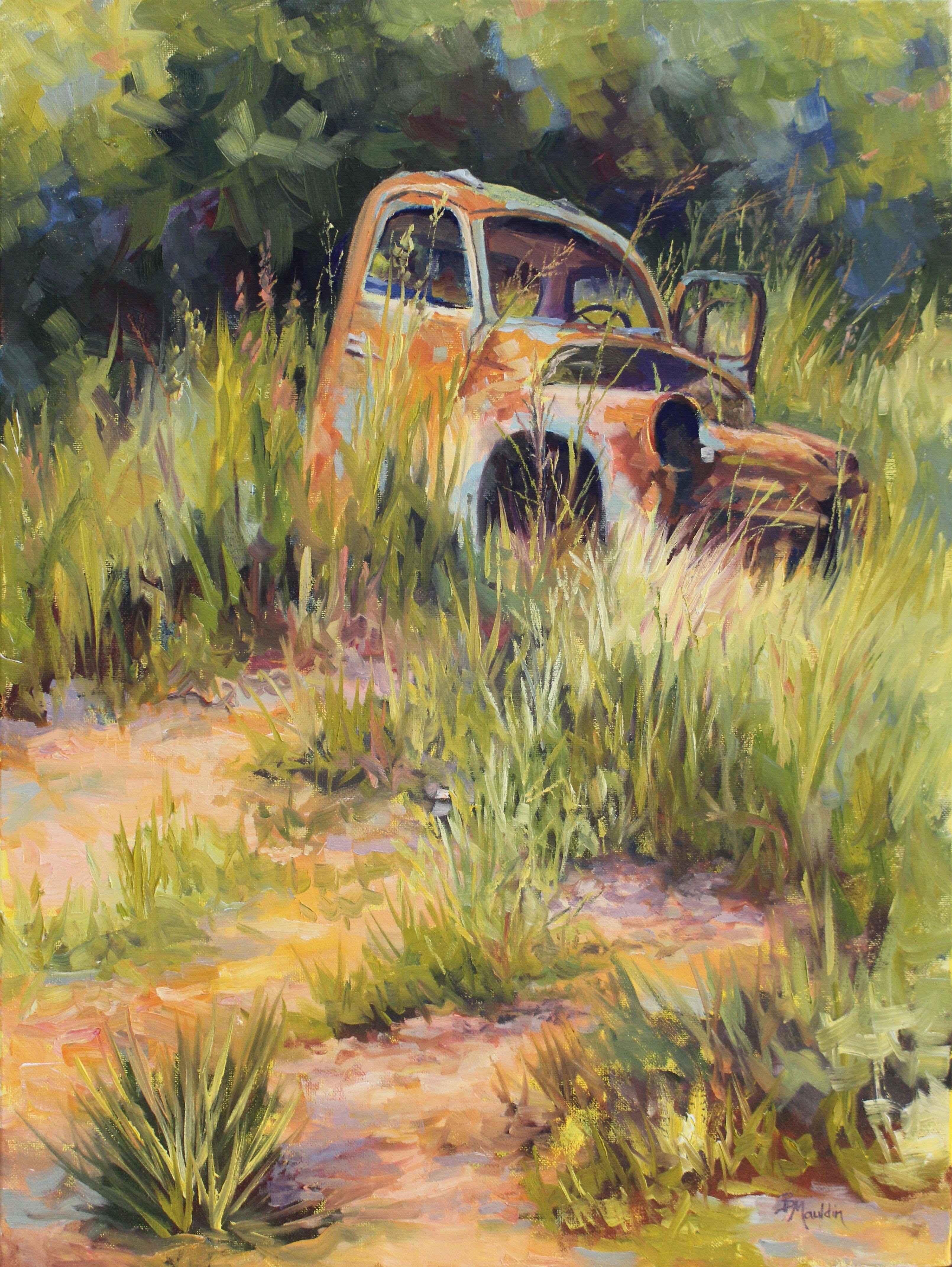 Rust in Peace by  Barbara Mauldin - Masterpiece Online
