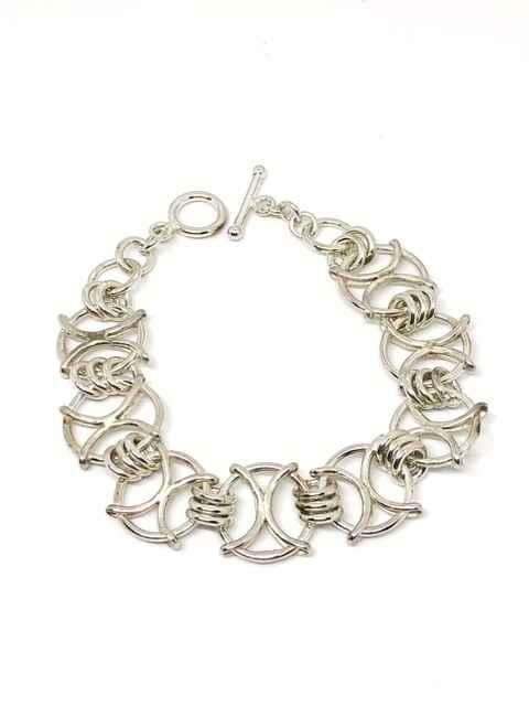 Celtic Style Bracelet by  Nancy Neeb - Masterpiece Online