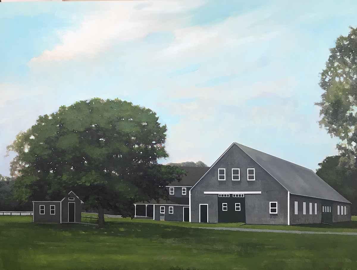 Ag Hall by  Dan VanLandingham - Masterpiece Online