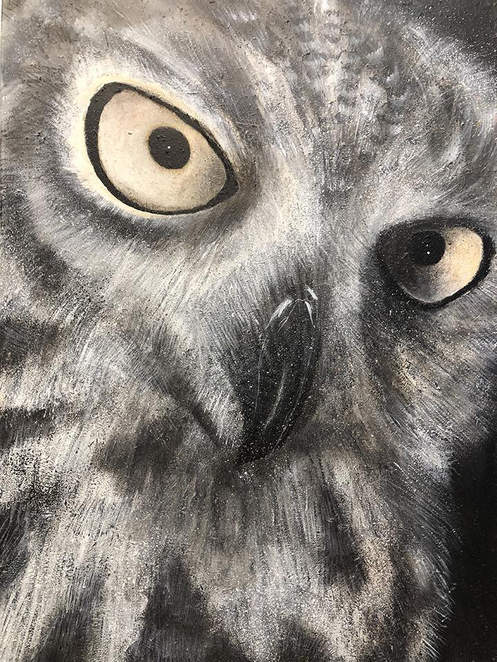 Stare II by  Cindy Kane - Masterpiece Online