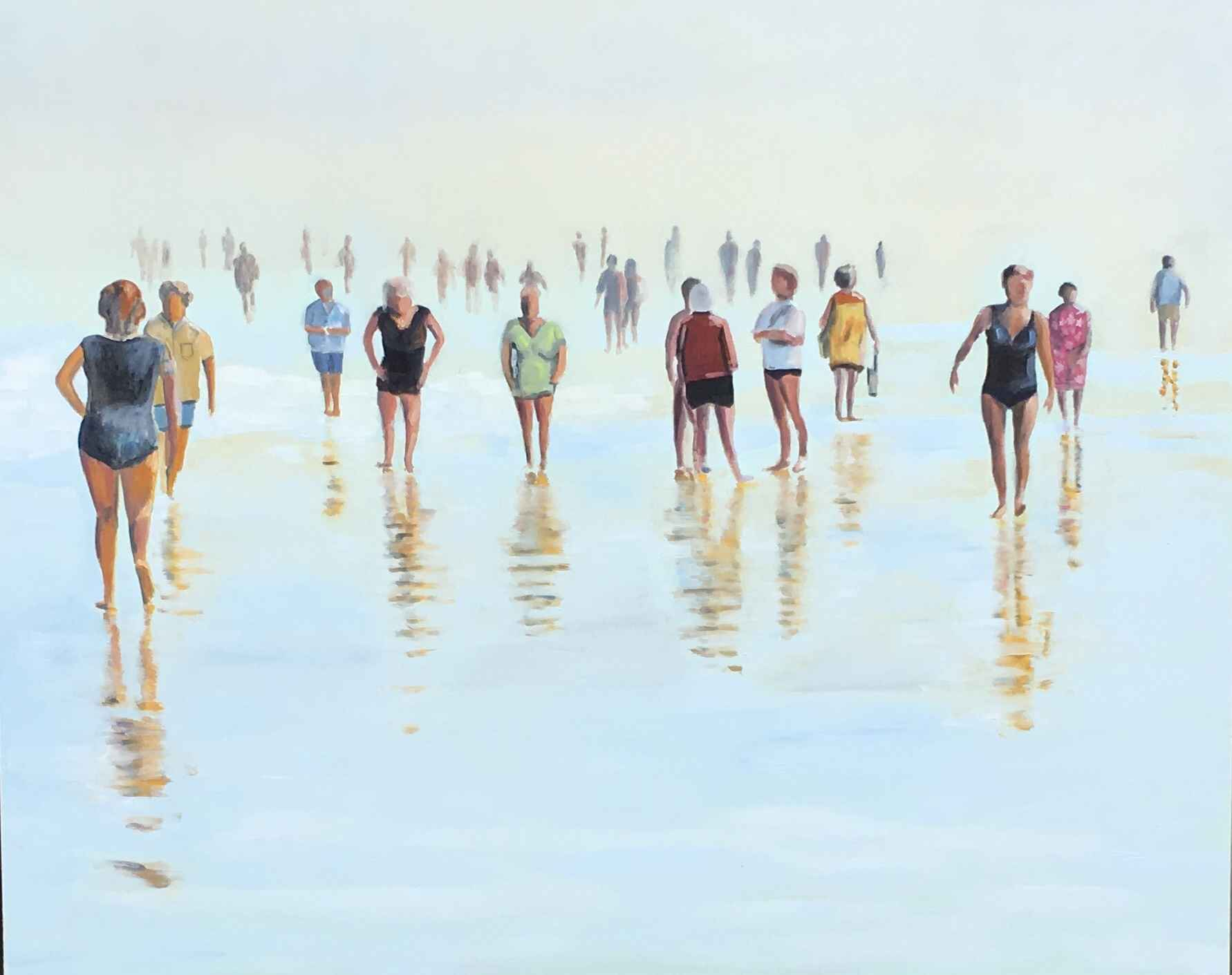 State Beach 2 by  Terry Crimmen - Masterpiece Online