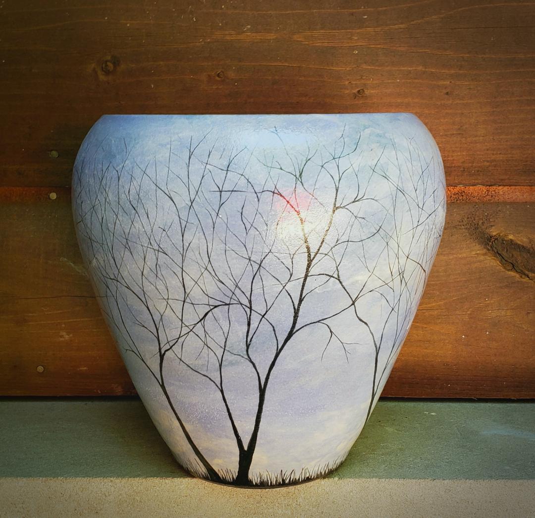 January Vase 3