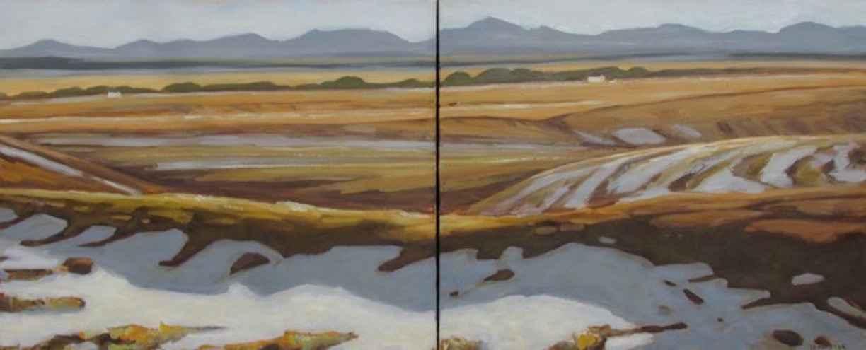 Foothills Snowdrift I... by  Denise Lemaster - Masterpiece Online