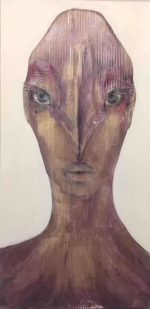 Guerrier de la Lumiere by  Marie Louise FOUCHARD - Masterpiece Online
