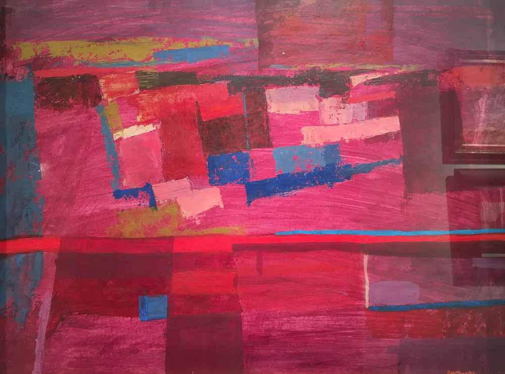 Untitled (Abstract wi... by Mr. Charles Thwaites - Masterpiece Online