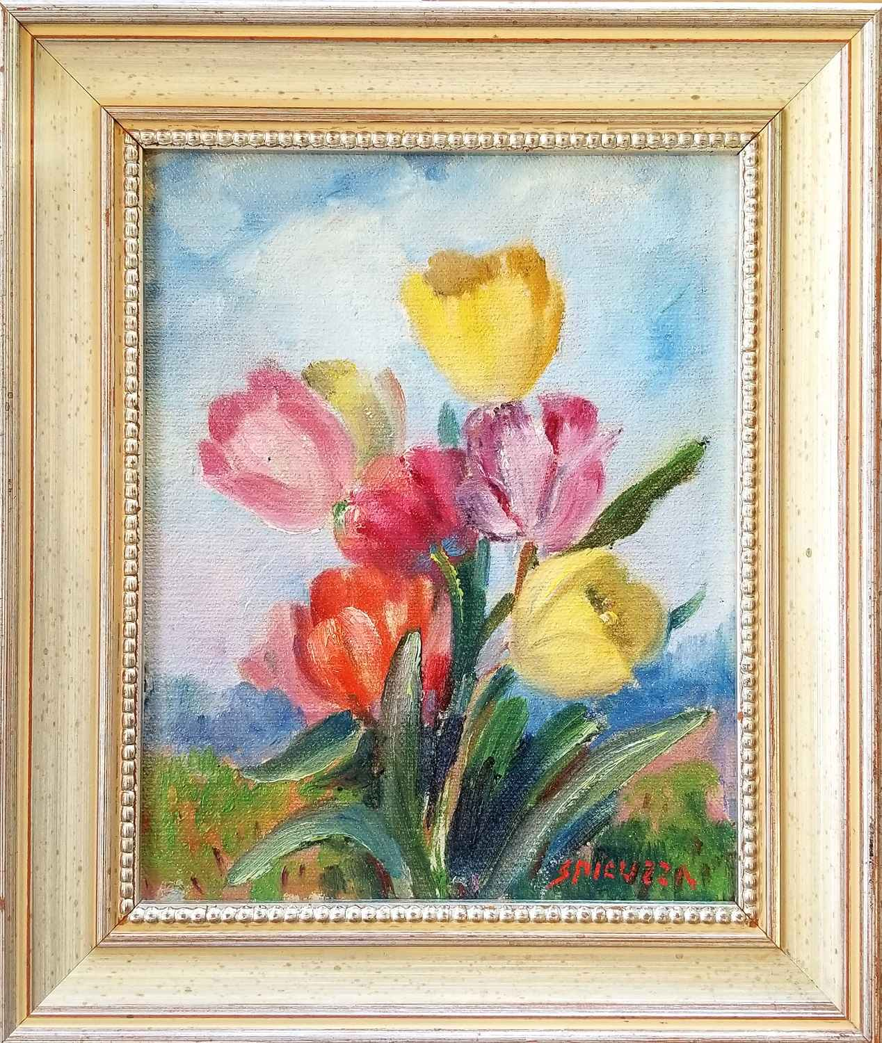Untitled (Tulips) by Mr. Francesco Spicuzza - Masterpiece Online