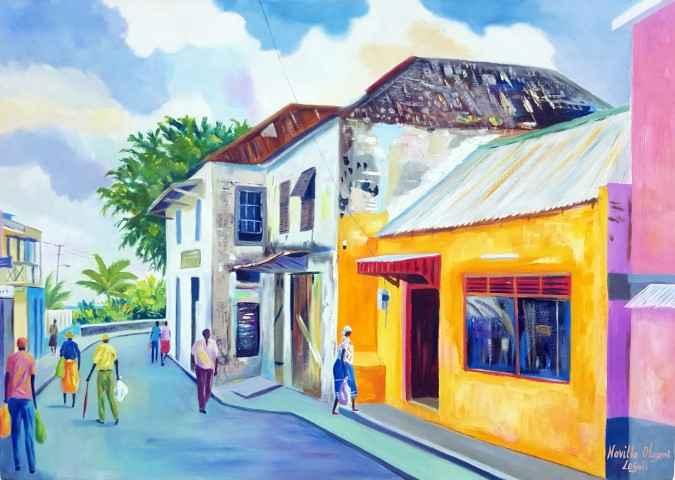 Orange Street, Speigh... by Mr. Neville Legall - Masterpiece Online