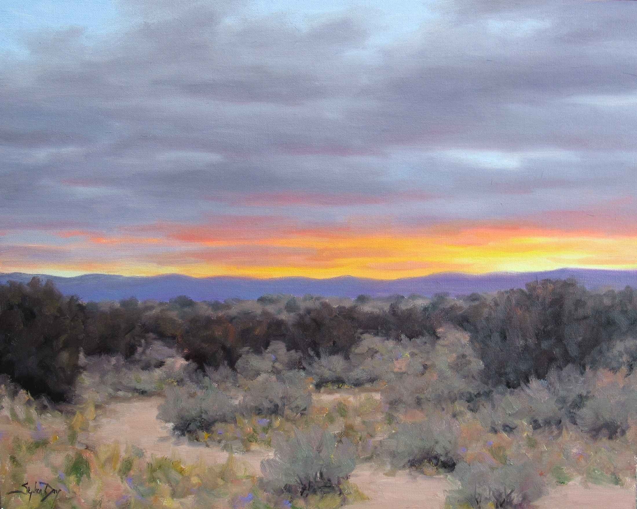 In the Evening Calm by  Stephen Day - Masterpiece Online