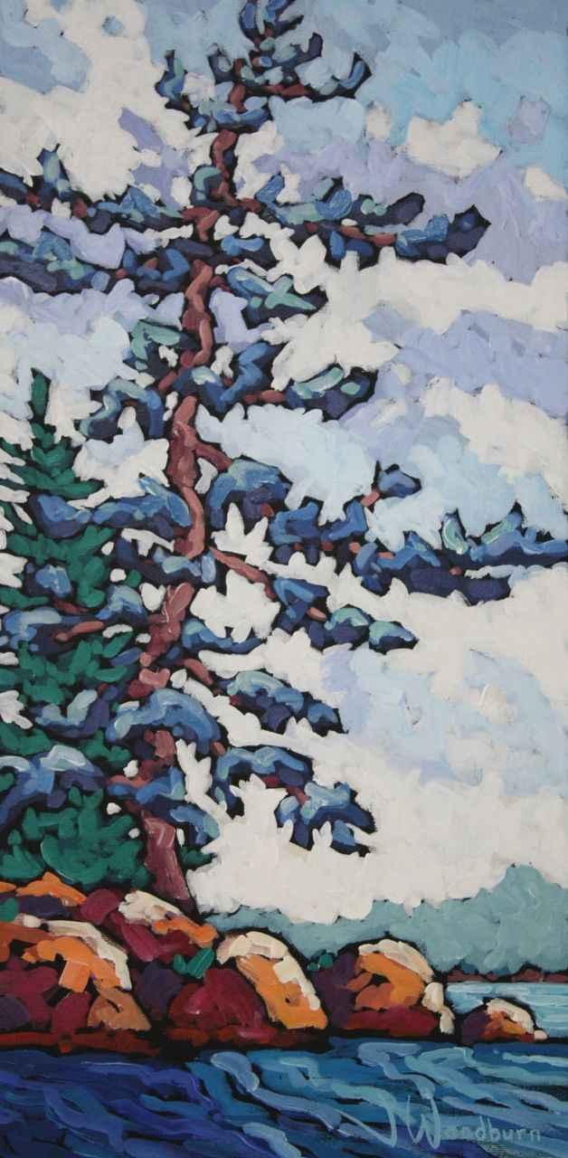 Wide Reach by Ms Jennifer Woodburn - Masterpiece Online