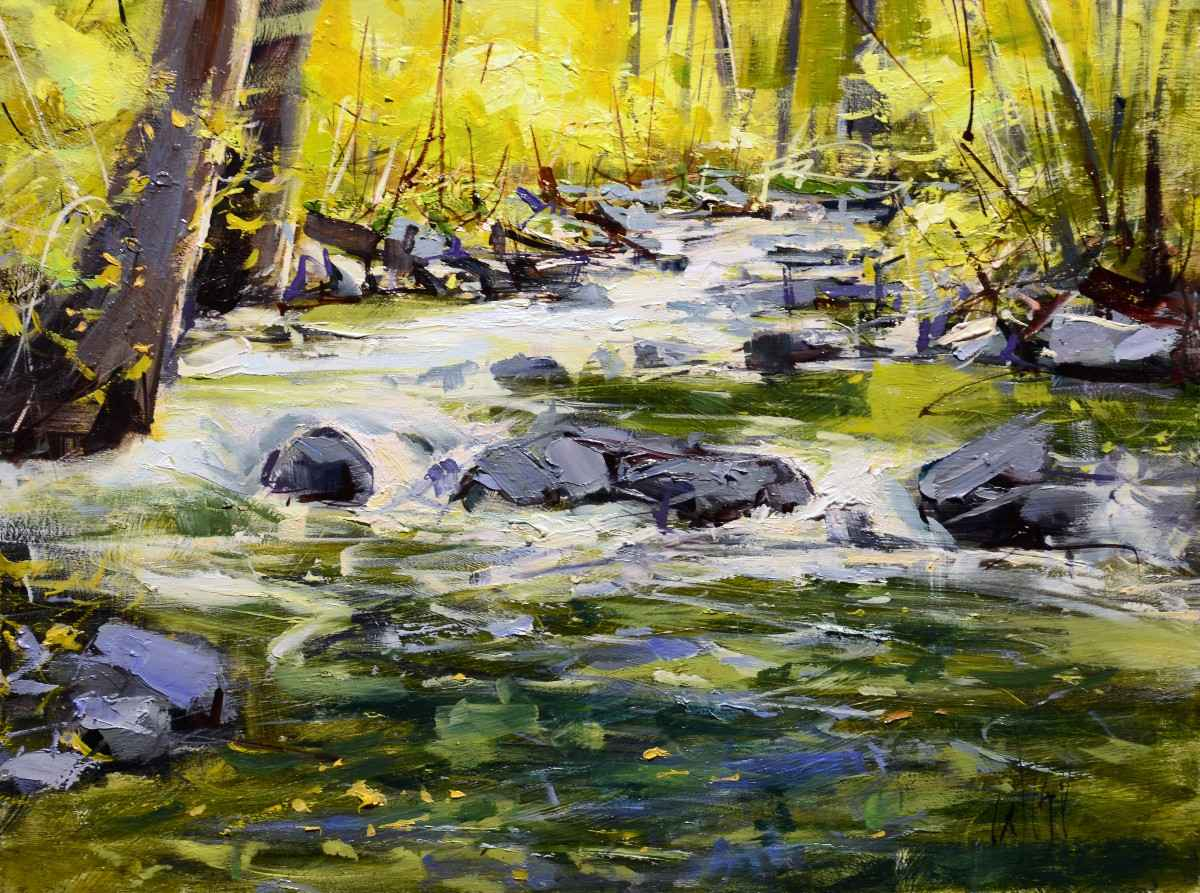 Indian Creek  by  Mike Wise - Masterpiece Online