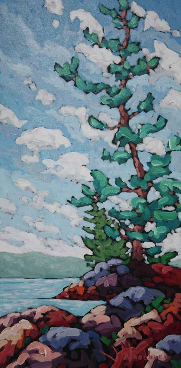 Rocky Layers by Ms Jennifer Woodburn - Masterpiece Online