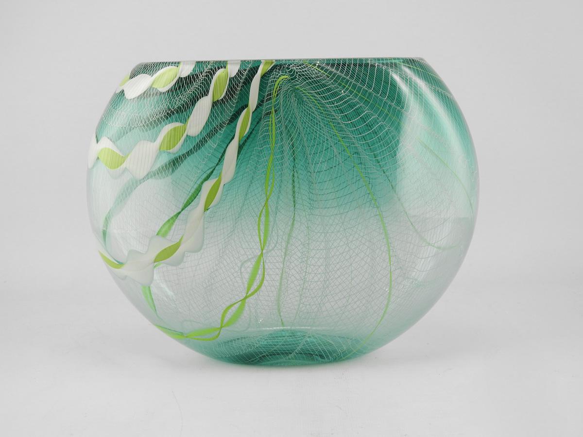 Piato/Dark Green Zanf... by  Brad Smith - Masterpiece Online