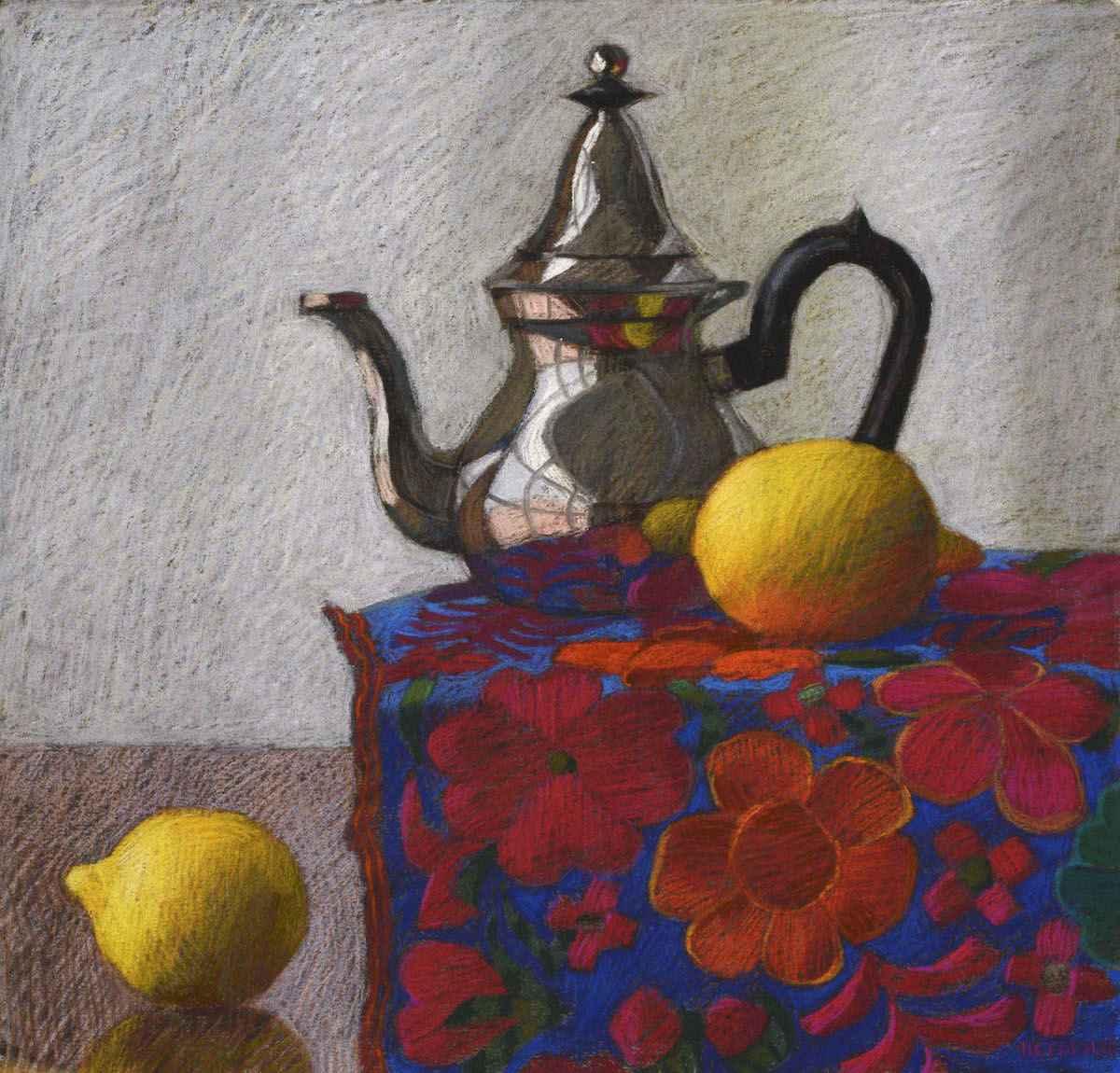 Tea with Lemon by  Melissa Hefferlin - Masterpiece Online