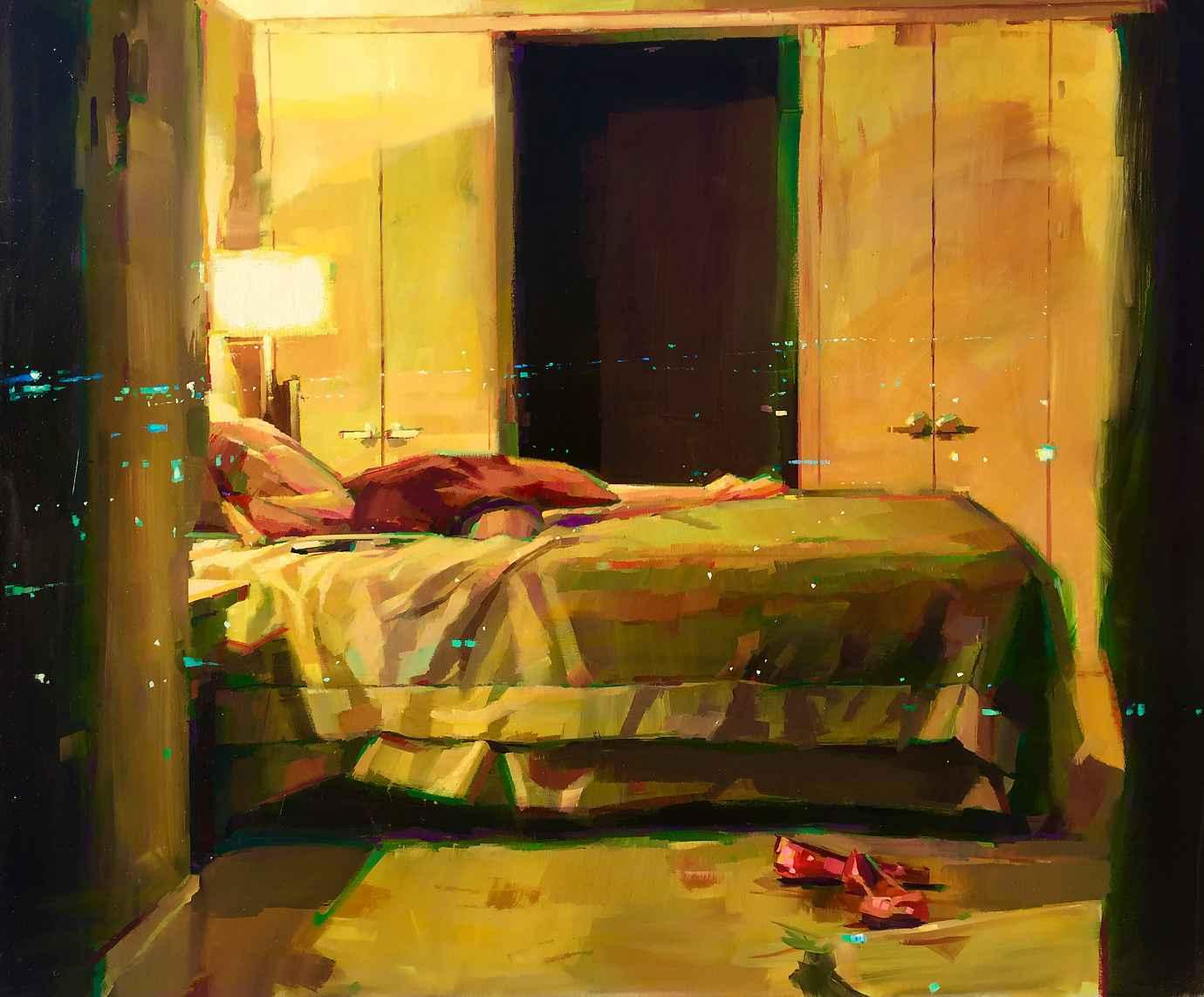 Emerald City Dreams by Mr. Lane Bennion - Masterpiece Online