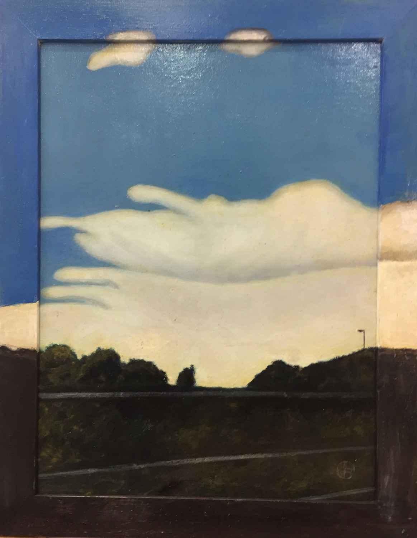 Scorrono le Nuvole I by  Marie-Laure VAN HISSENHOVEN - Masterpiece Online
