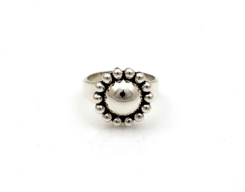 Small Rising Sun Ring by  Artie Yellowhorse - Masterpiece Online