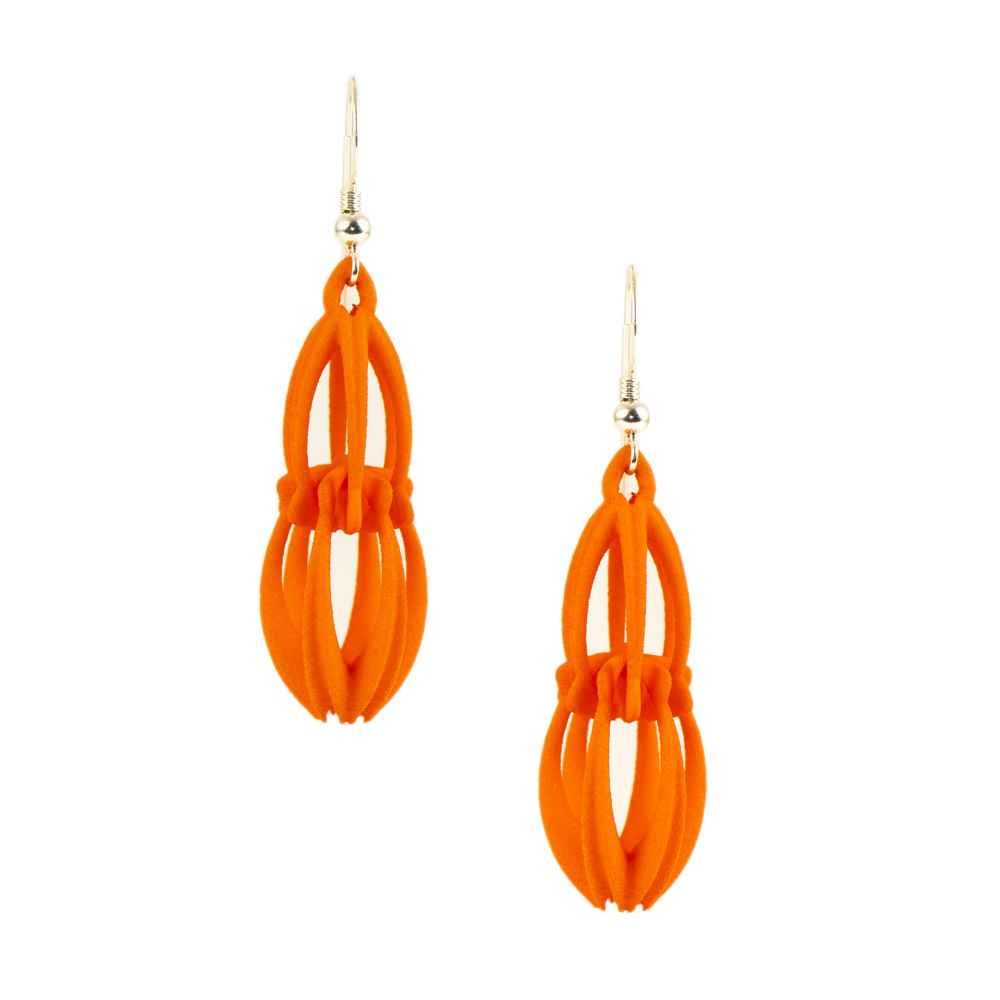 Oorja Earrings by   Metallicity Jewellry Design - Masterpiece Online