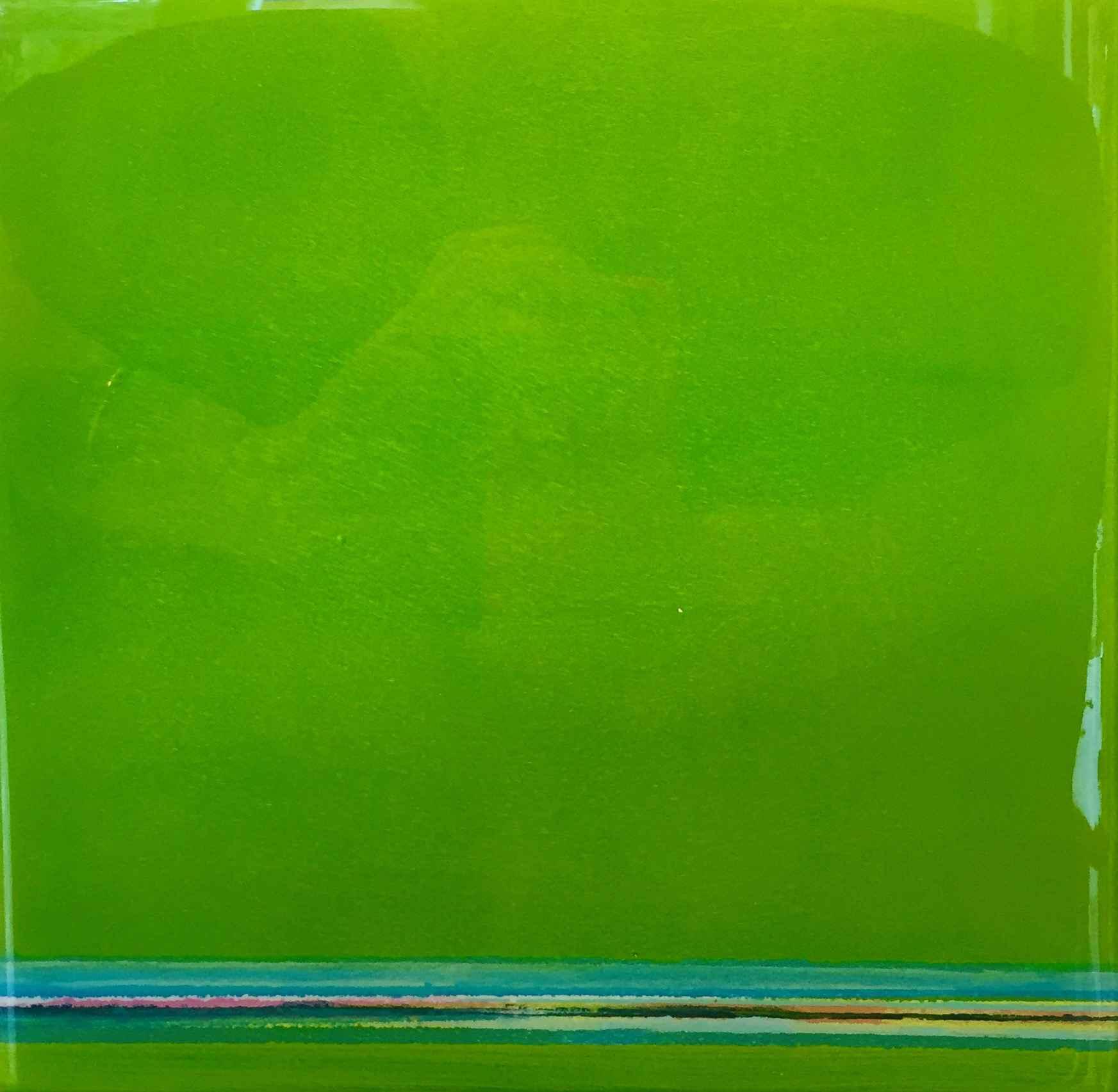 Z Lovely Lime by  Jane Fleetwood-Morrow - Masterpiece Online