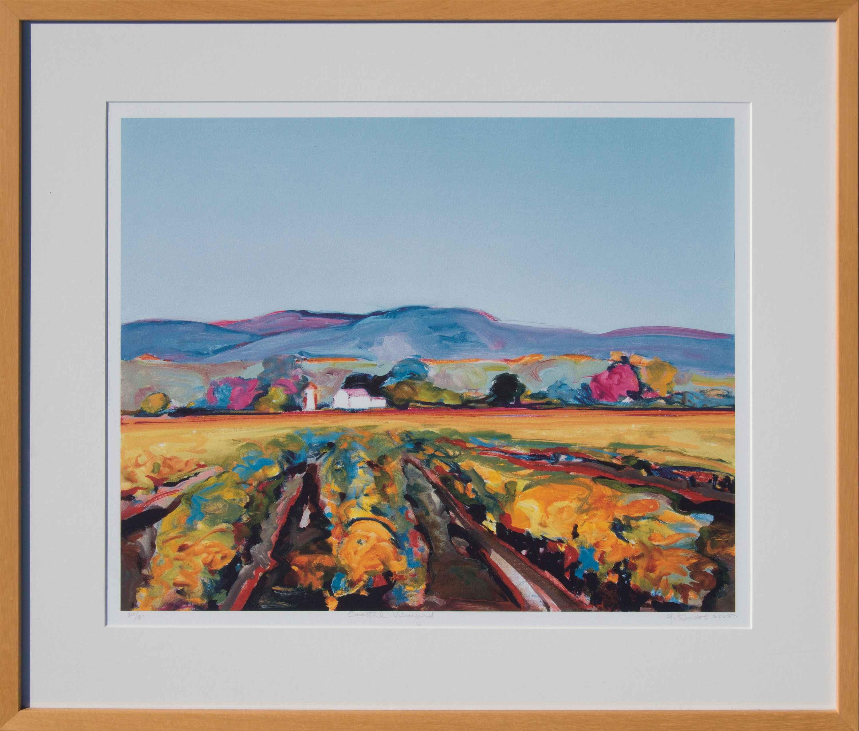 Gregory Kondos - Coas...  by  Resale Gallery