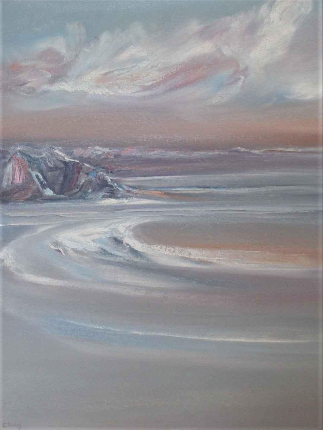 Summer Sea by  Carolyn Dewey - Masterpiece Online