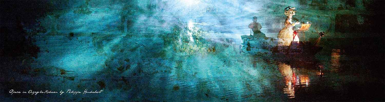 OPERA IN AZAY (Foular... by M. Philippe HOUDEBERT - Masterpiece Online