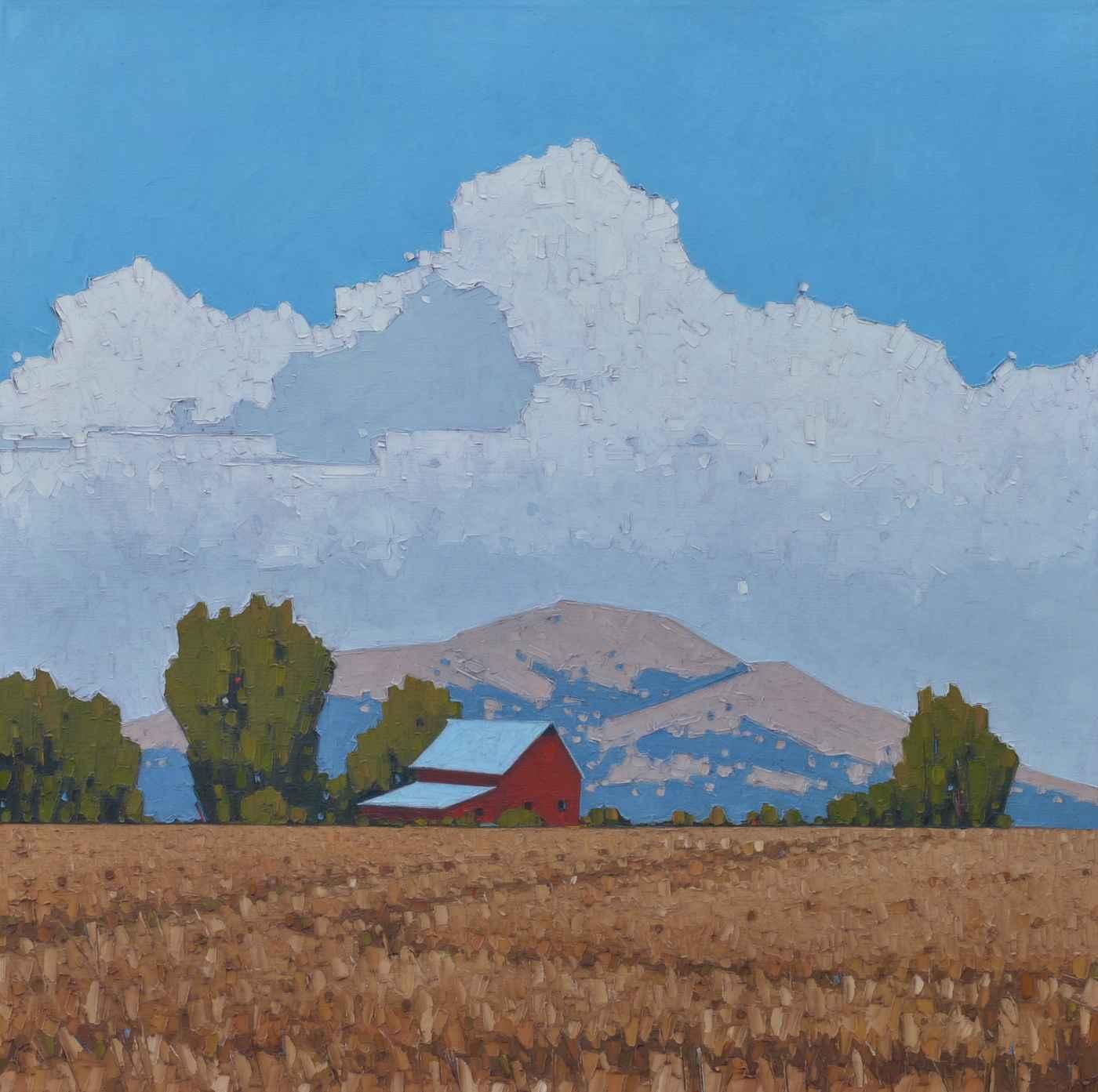 Little House Near the... by  Jeffery Pugh - Masterpiece Online