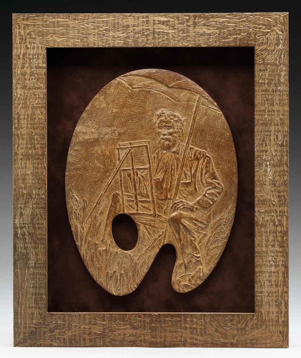Frank Reaugh by  Garland Weeks - Masterpiece Online