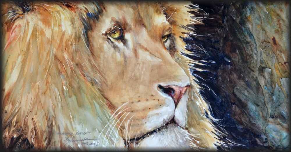 Mighty King by  Bev Jozwiak - Masterpiece Online