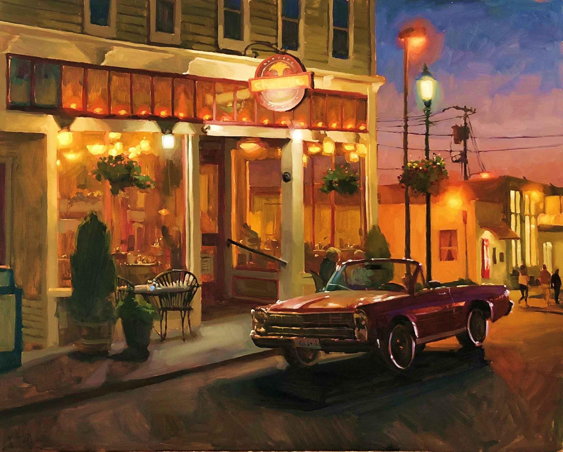Closing Time by  Jennifer Diehl - Masterpiece Online