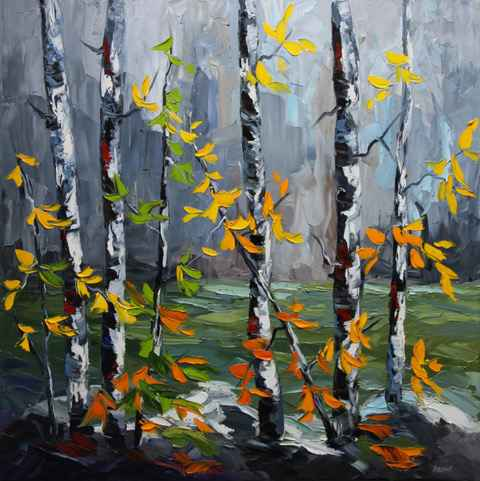 In My Footsteps by  Rachelle Brady - Masterpiece Online
