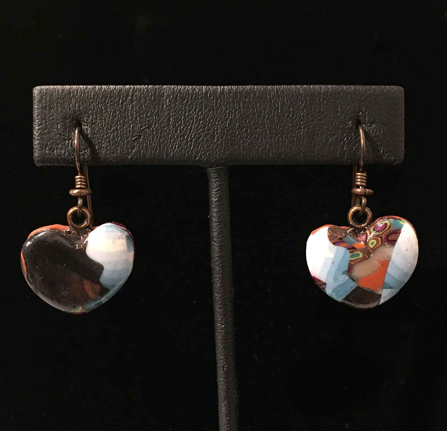 PHC 2 - Heart Earrings
