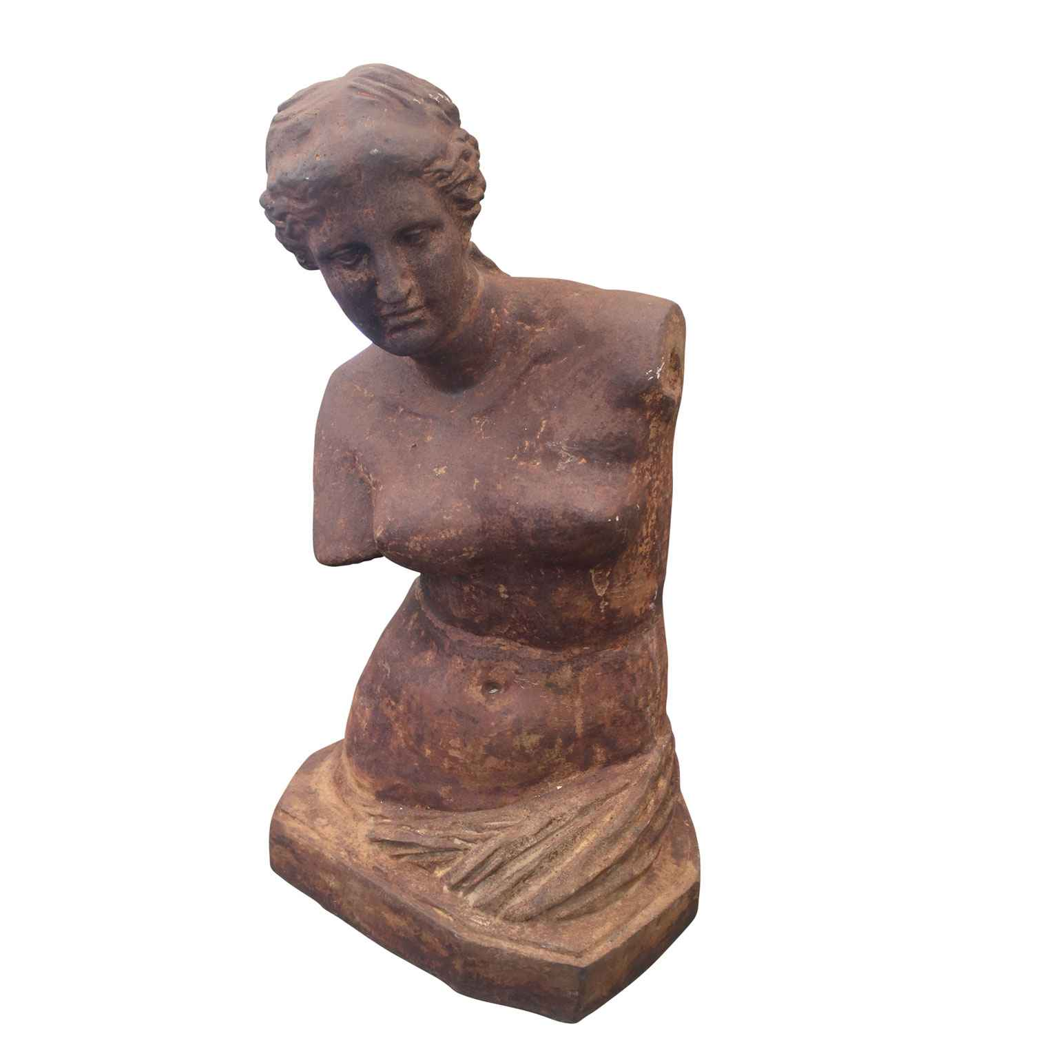 Monumental  Cast Iron... by  Italian  - Masterpiece Online