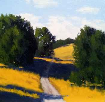 Oak Trail by  Donald  Craghead - Masterpiece Online