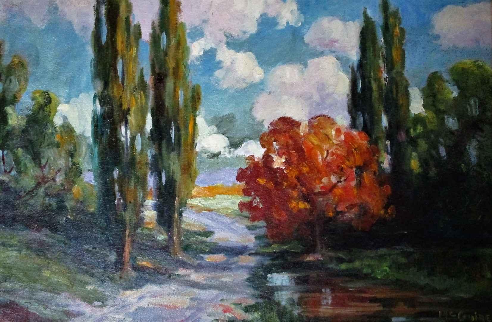 Unknown (bright tree) by  Myrtle McGuire - Masterpiece Online