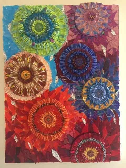 Circling The Light by  Gala Kraftsow - Masterpiece Online