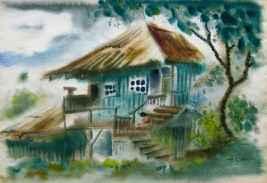 Hawaiian House by  Hon Chew Hee (1906-1993) - Masterpiece Online