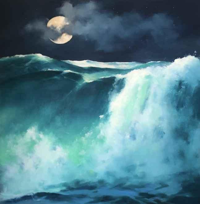 Breaking Wave I by  Frank Ferrante - Masterpiece Online