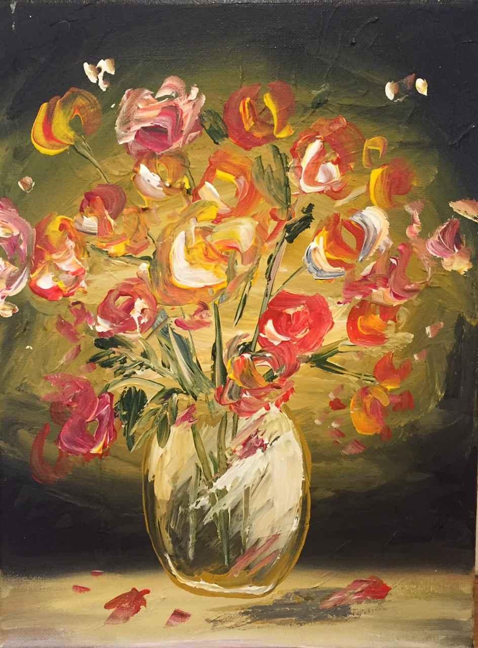 Tulips by  Boston Logan - Masterpiece Online
