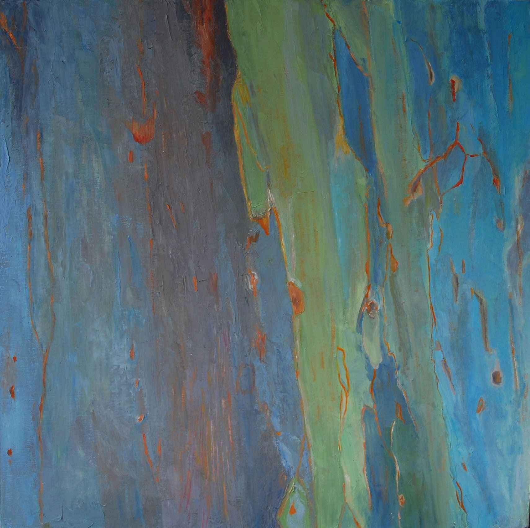 Eucalyptus I by Mrs. Myra Abelson - Masterpiece Online