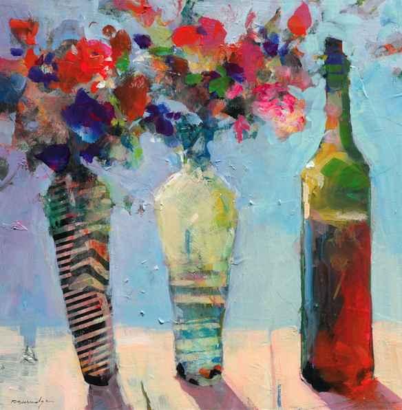 Bottles by Mr. Robert Burridge - Masterpiece Online