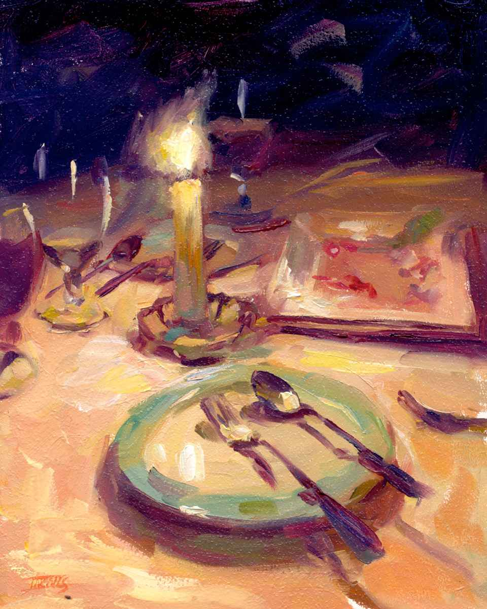 Afterglow by  Pam Ingalls - Masterpiece Online