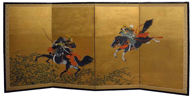 Samurai Musha by  Oh-en Tanaka - Masterpiece Online