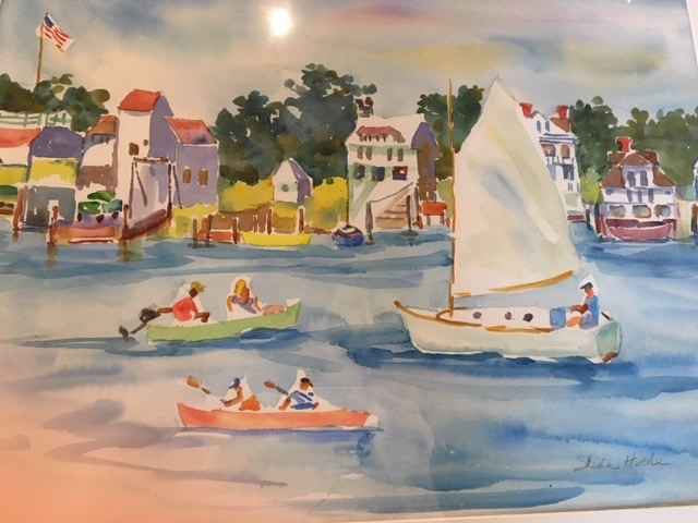 Harborview by  Sheila Hoerle - Masterpiece Online