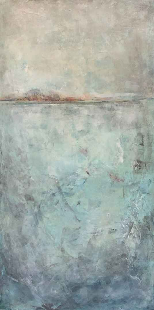 Distant Horizon represented by  by  Gina Hecht