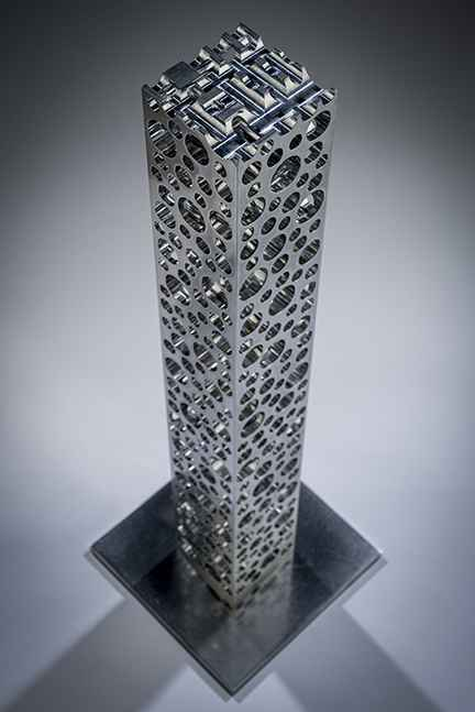 Void Totem V (Sirvet) by  Michael Enn Sirvet - Masterpiece Online