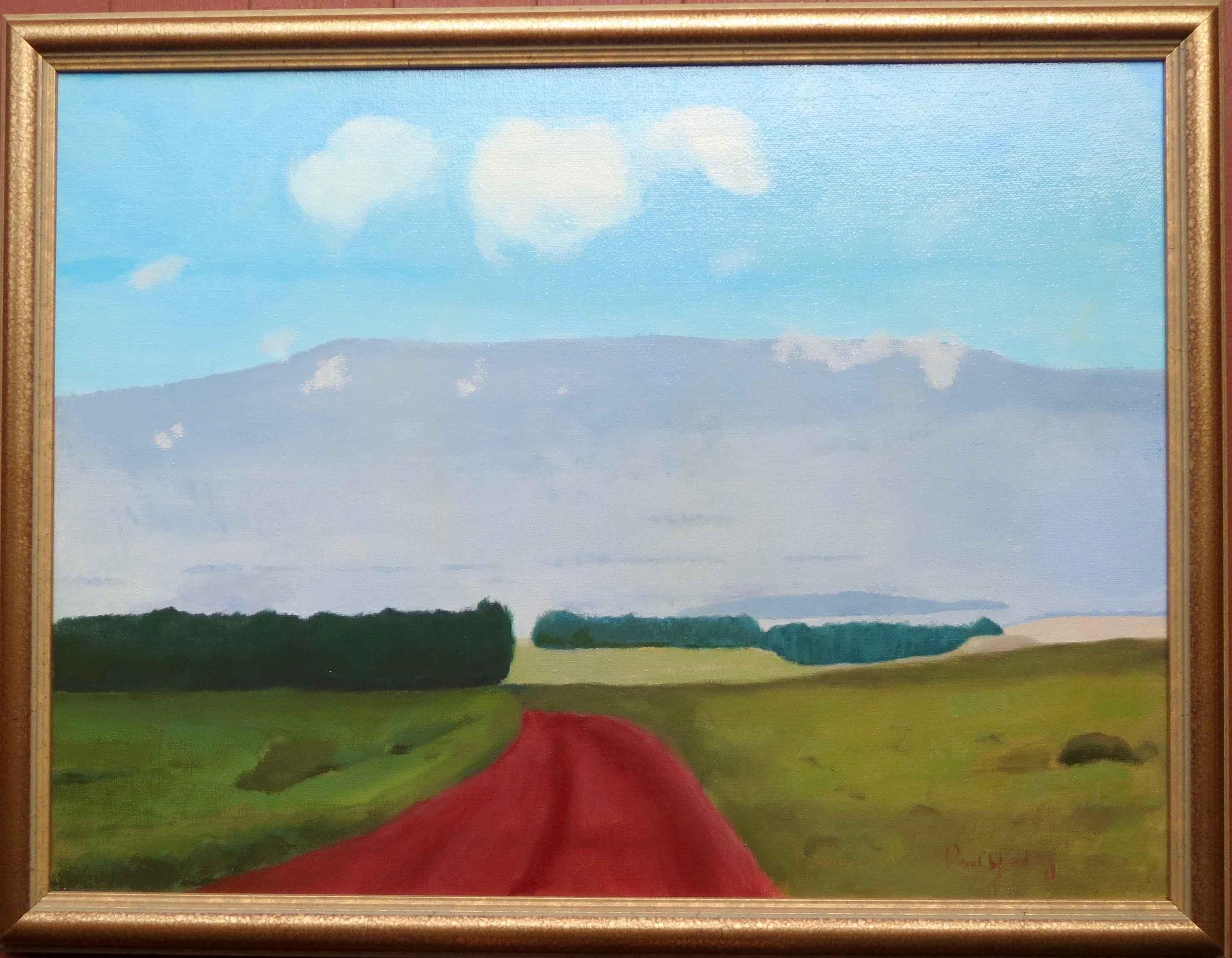 Mana Road by  Paul Yardley - Masterpiece Online