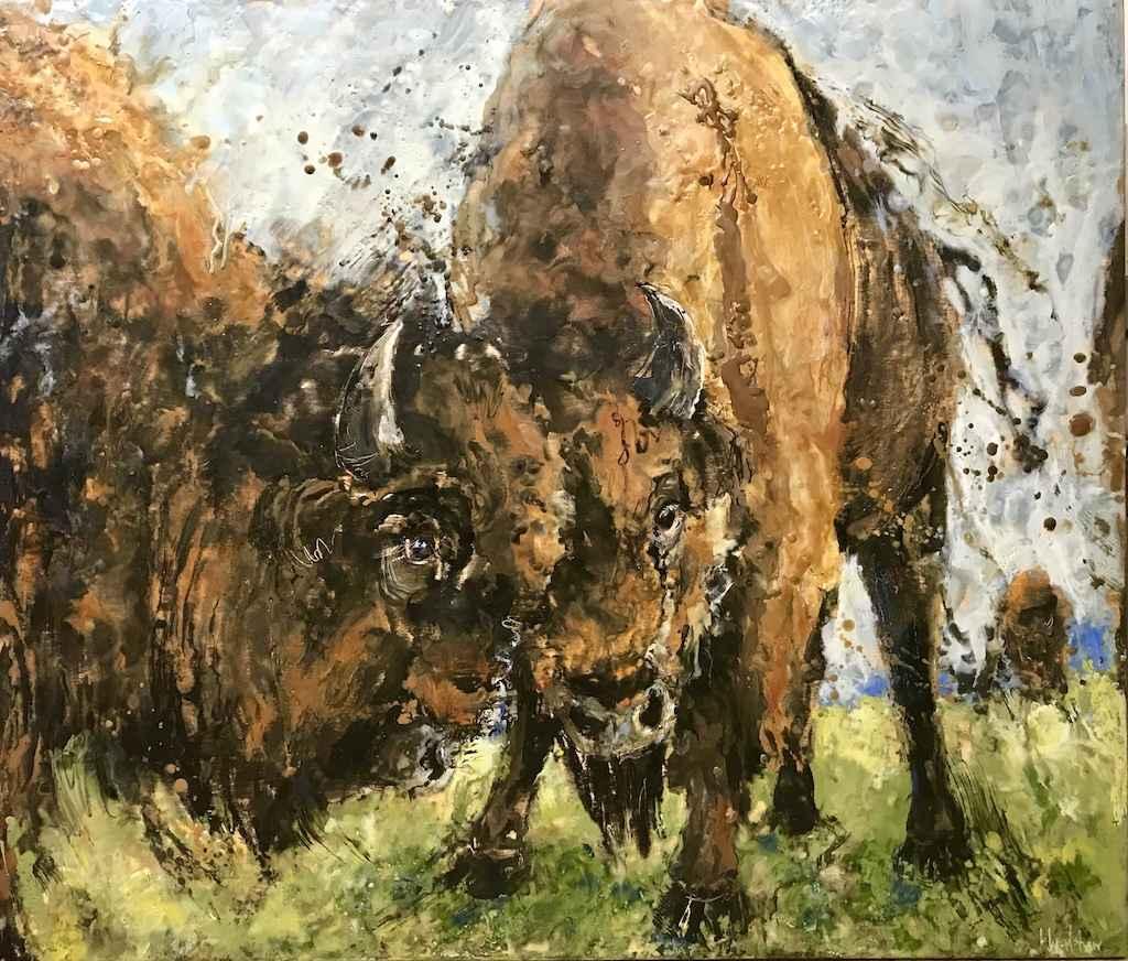 Duel by  Kathy Bradshaw - Masterpiece Online