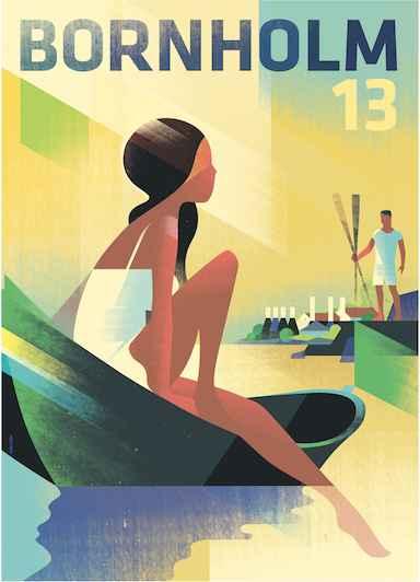 Bornholm 13 by  Mads Berg - Masterpiece Online