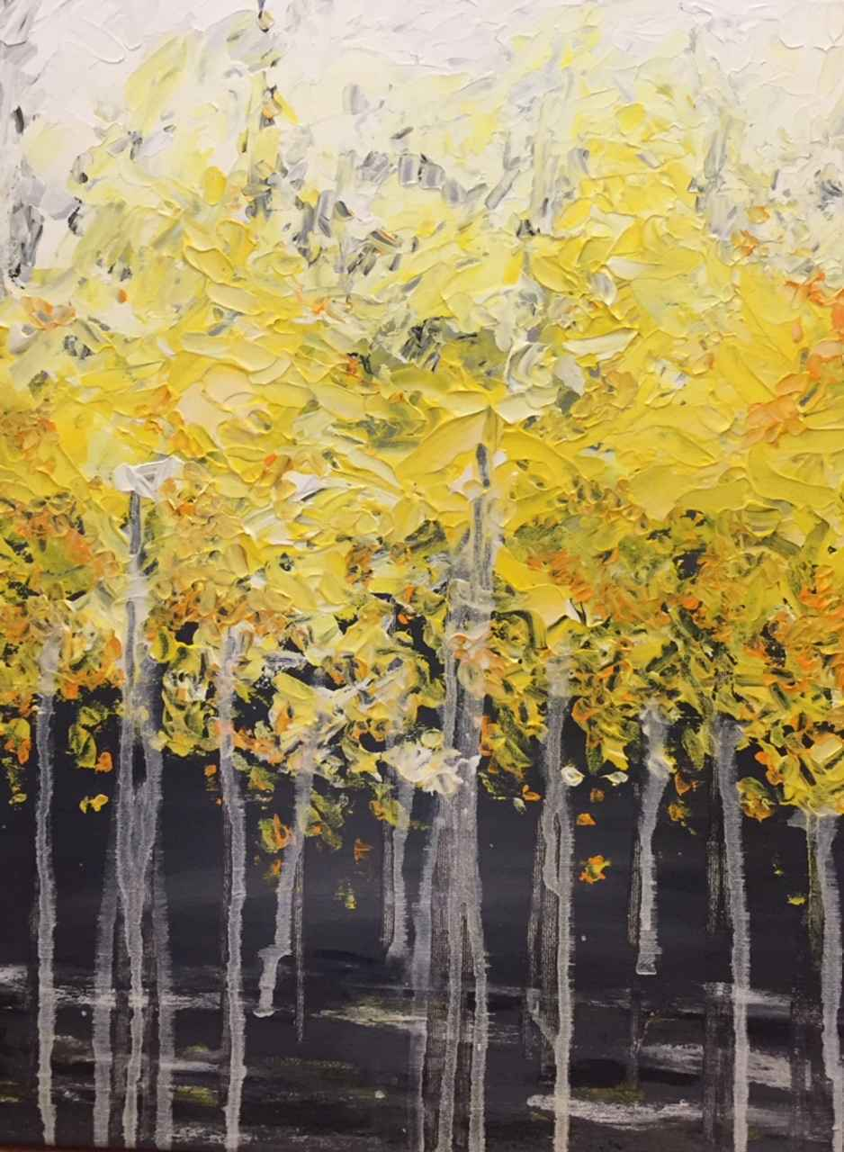Dark Forest by  Boston Logan - Masterpiece Online